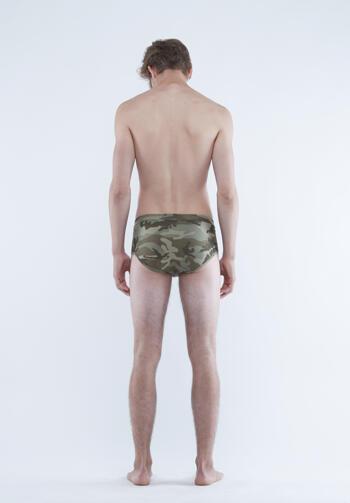 Camouflage Briefs